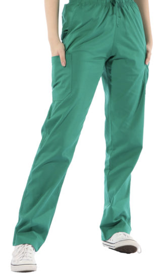 Hunter cargo scrub pants