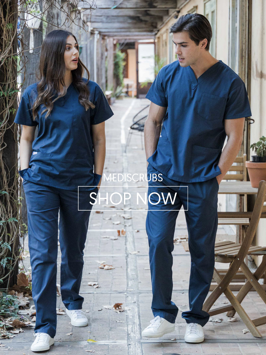 Mediscrubs nursing scrubs for men and women