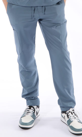 Scrubs Anonymous - Steal collection - Scrub Pant - Steel blue