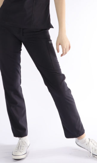 Scrubs Anonymous - Whisper collection - Scrub Pant - Charcoal Navy