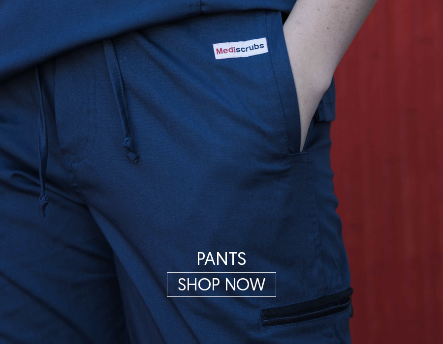 Shop Unisex Scrub Pants - Choose between Cargo, Utility, Regular cut and Utility scrub pants
