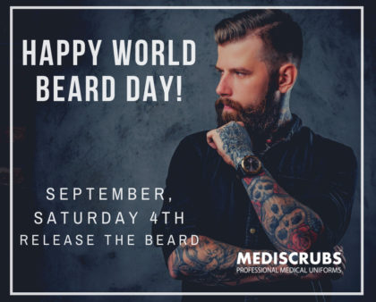 WORLD BEARD DAY – First Saturday in September