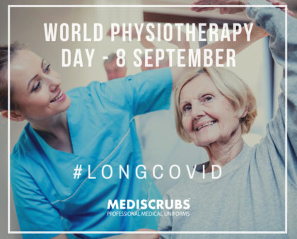 World Physiotherapy Day – 8 September