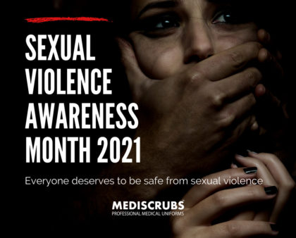 Sexual Violence Awareness Month 2021